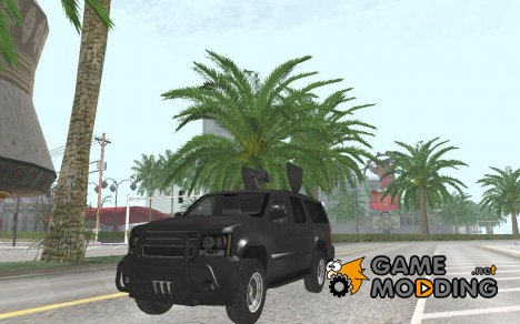 Armored Chevrolet Suburban for GTA San Andreas