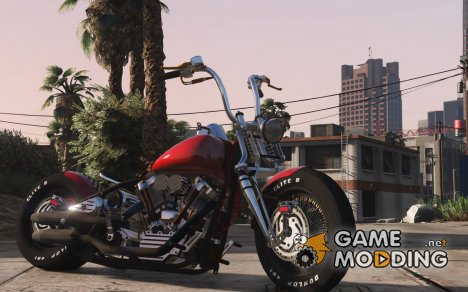 Harley-Davidson Knucklehead 2.0 for GTA 5