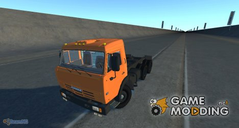 КамАЗ-65115 for BeamNG.Drive