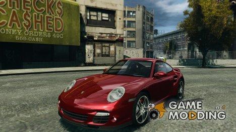 Porsche 911 Turbo V3.5 для GTA 4