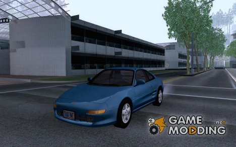 Toyota MR2 GT/Turbo (SW20) Tunable v1.0 для GTA San Andreas