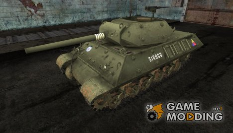 "M10 Wolverine ""SIROCO"" for World of Tanks"