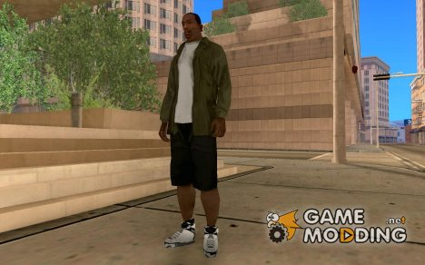 G-Unit-Sneakers v2 for GTA San Andreas