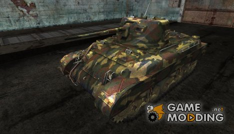 М7 от Sargent67 для World of Tanks