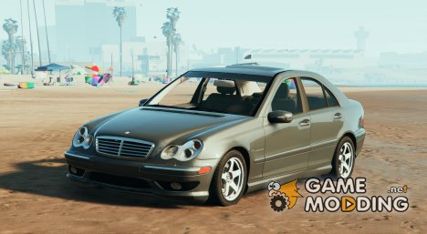 Mercedes-Benz C32 AMG for GTA 5
