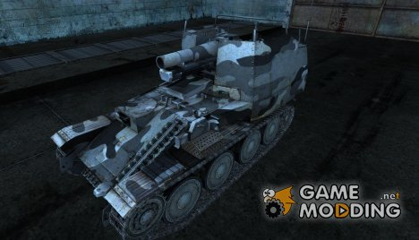 Grille от Mohawk_Nephilium for World of Tanks