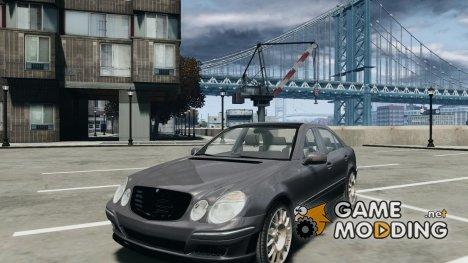 Mercedes-Benz E55 W211 для GTA 4