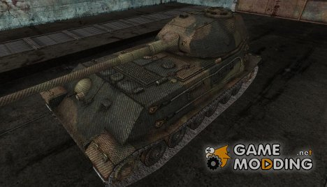 шкурка для VK4502(P) Ausf. B №58 for World of Tanks
