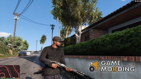Franchi SPAS 12 1.2 for GTA 5