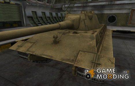 Пустынный скин для танка E-50 Ausf.M для World of Tanks
