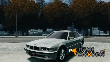 BMW 750iL E38 for GTA 4