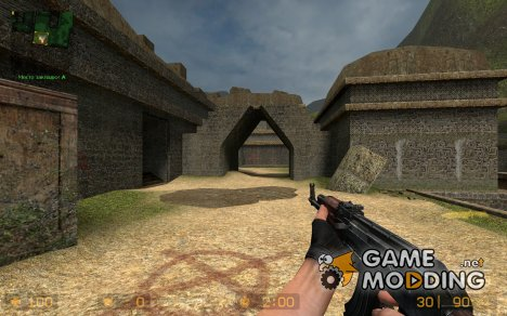 Enin's AK 47 for Counter-Strike Source