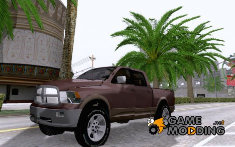 2011 Dodge Ram 2500 Hemi 5.7 V8 for GTA San Andreas