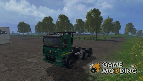 Tatra 158 Phoenix + Trailers for Farming Simulator 2015
