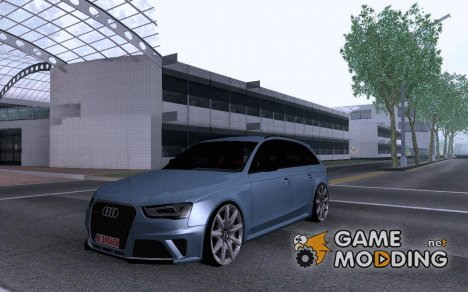 Audi RS4 Avant Stance for GTA San Andreas