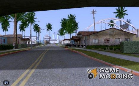Самый маленький спидометр v3 для GTA San Andreas