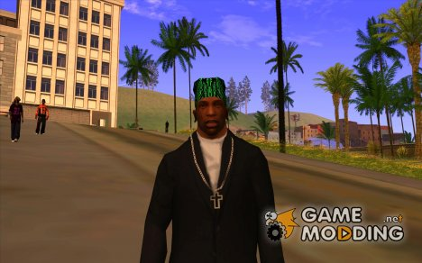 Бандана matrix для GTA San Andreas