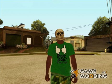 Nigga HD GTA Online for GTA San Andreas