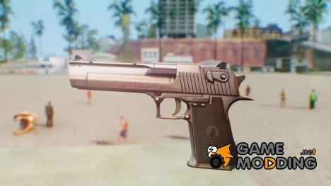 Desert Eagle из GTA 5 для GTA San Andreas