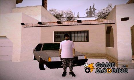 Новый ballas3 for GTA San Andreas