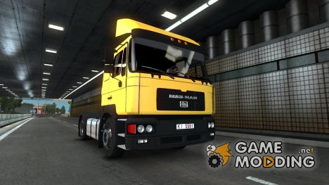 MAZ-MAN 54326 for Euro Truck Simulator 2