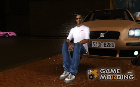 Animation mod for GTA San Andreas