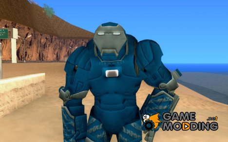 Iron man Igor for GTA San Andreas