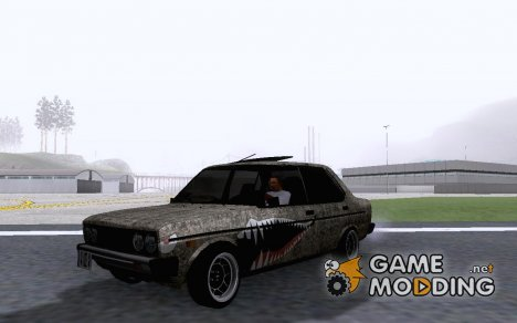 Tofas 131 Shark Edition Tuning для GTA San Andreas
