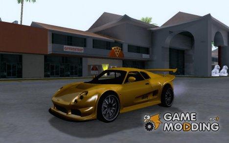 Noble M12 GTO Beta для GTA San Andreas
