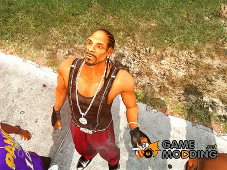 Snoop Dogg для GTA 5