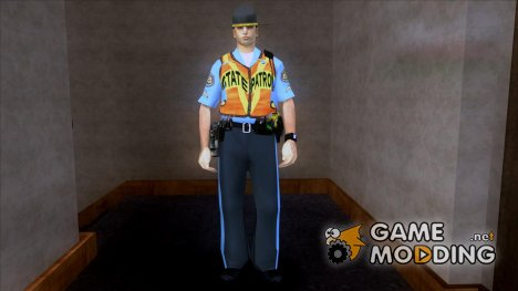 Missouri Highway Patrol for GTA San Andreas