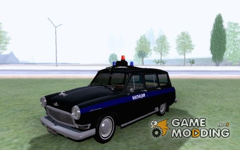 GAZ 22 Polizei for GTA San Andreas
