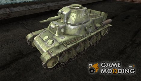 Шкурка для PzKpfw 38H35(f) для World of Tanks