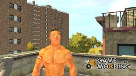 Джон Сина для GTA 4