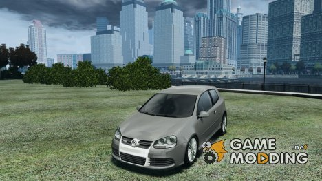 Volkswagen Golf R32 v1 for GTA 4