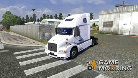 Volvo 660 for Euro Truck Simulator 2