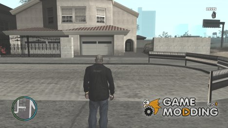 GTA IV HUD Mod for GTA San Andreas