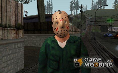 Jason Voorhees без ранении для GTA San Andreas