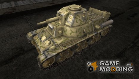 PzKpfw 38H735 (f) No0481 for World of Tanks