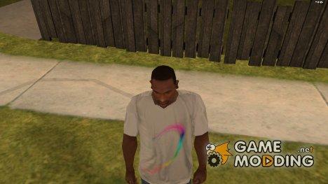 Новая футболка for GTA San Andreas