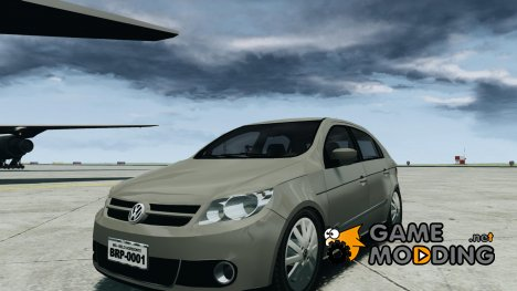 Volkswagen Gol 1.6 Power 2009 для GTA 4