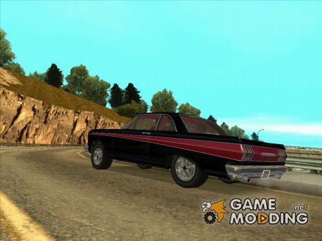 Пак машин GTA 5 V2 для GTA San Andreas