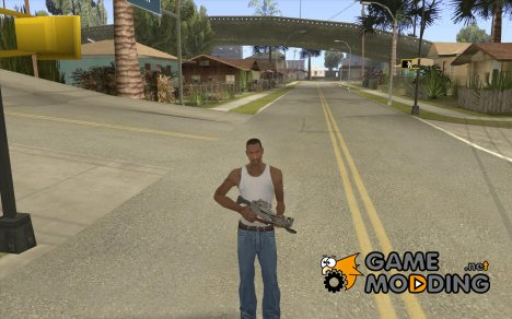 Арбалет из Black Ops for GTA San Andreas