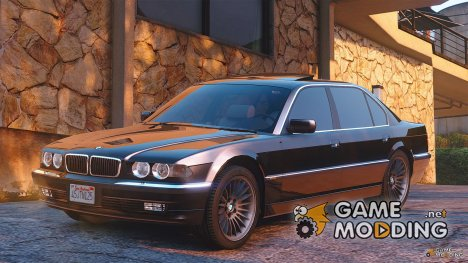 BMW 750iL E38 1.0 for GTA 5