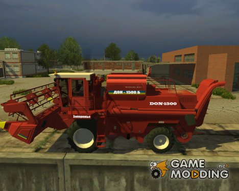 Дон 1500 для Farming Simulator 2013