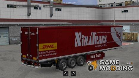 Nina Trans для Euro Truck Simulator 2