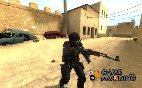 Urban Second Version - Lapd Swat для Counter-Strike Source