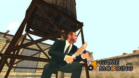 Мачете for GTA 4