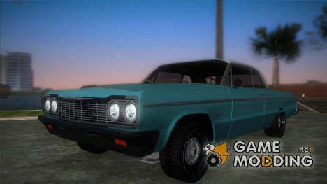 Chevrolet Impala SS 1964 for GTA Vice City