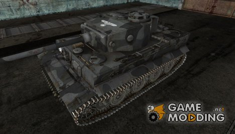 PzKpfw VI Tiger 14 for World of Tanks